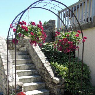 Aménagements décoratifs du jardin