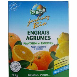 Engrais agrumes 1kg CP Jardin Ref 001244