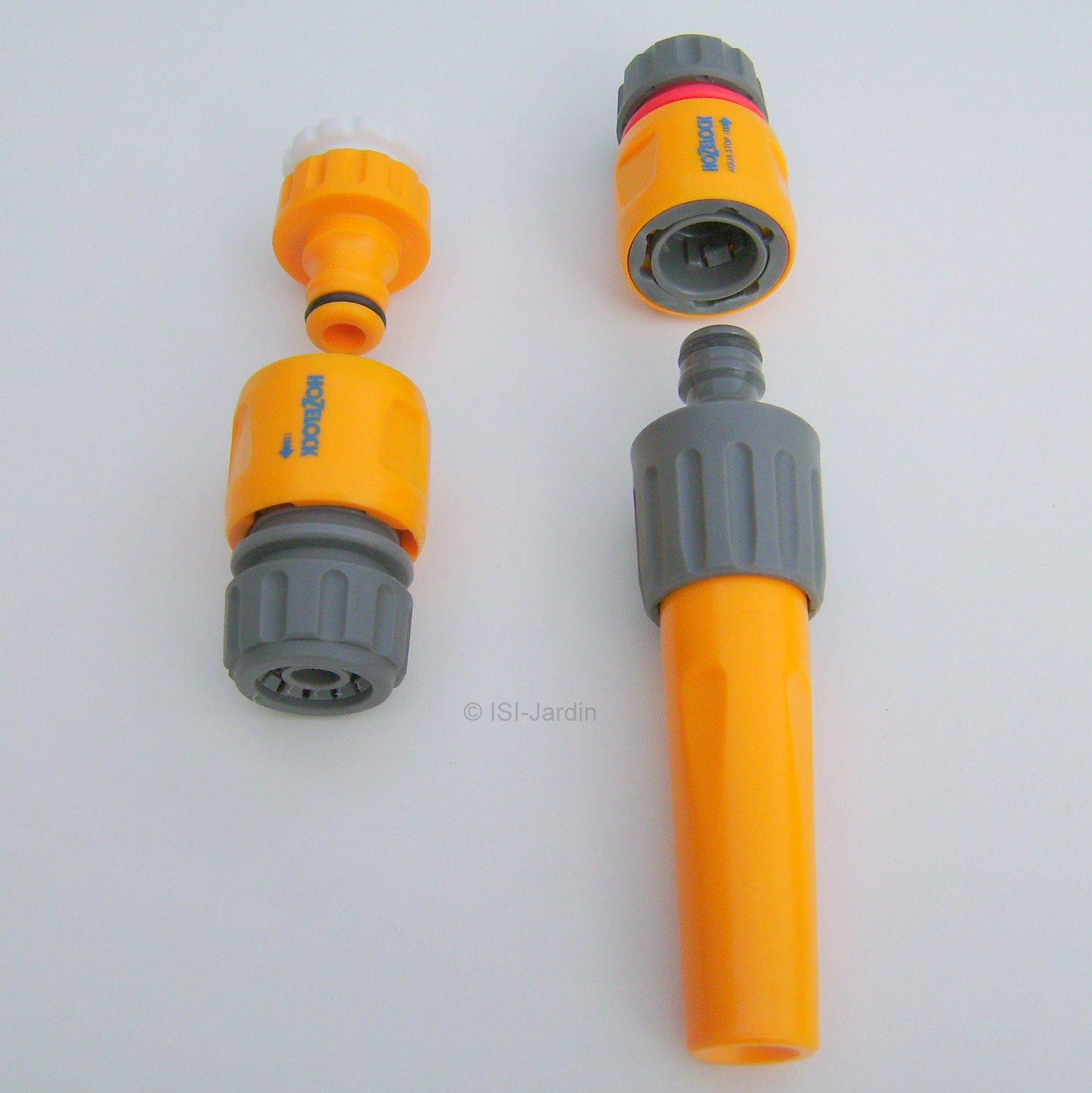 L-tuyau connecteur 15mm tuyau connecteur
