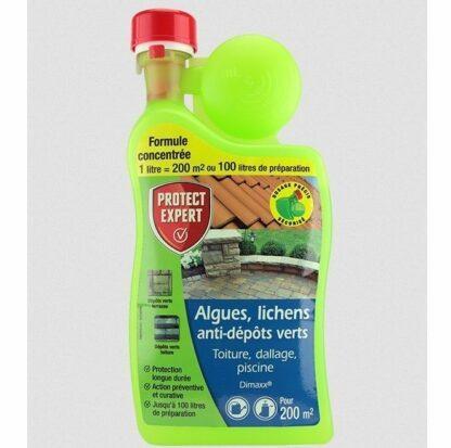 Algues lichens 1L DIMAXX Protect Expert