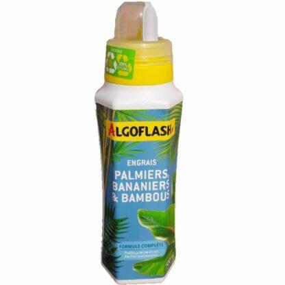 Engrais Palmiers Bananiers et Bambous 500ml Algoflash