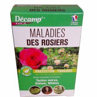 Maladies des rosiers 30g Décamp