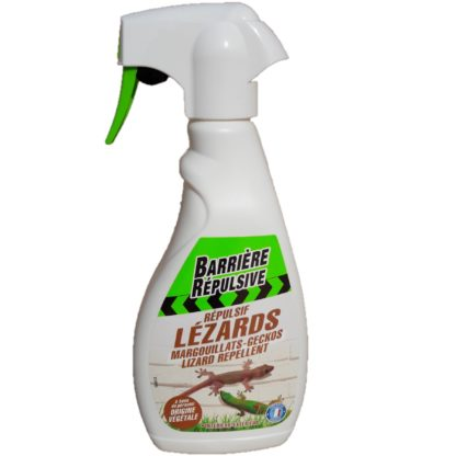 Répulsif Lézards spray 500ml Barrière Répulsive